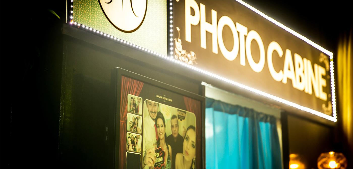 Cabine Fotográfica